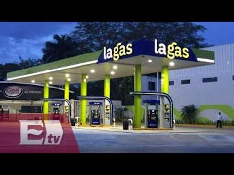 Inauguran en Campeche estación de LAGAS, gasolinera de Grupo Lodemo  / Rodrigo Pacheco