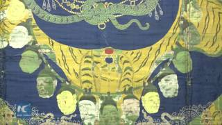 Only remaining Yongle thangka to be auctioned at Christie