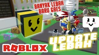 AFTER 1 YEAR x BEE SiMULATOR There is a NEW UPDATE 😂 ROBLOX INDONESiA
