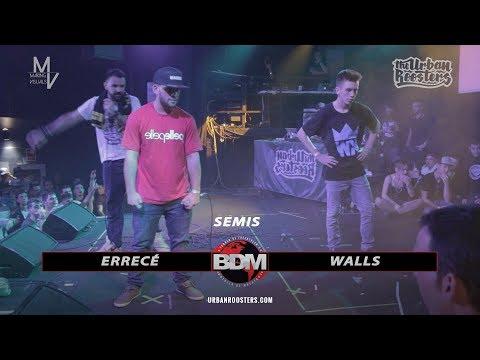 ERRECÉ vs WALLS || SEMIS || BDM NACIONAL (ESPAÑA) || MAKING VISUALS