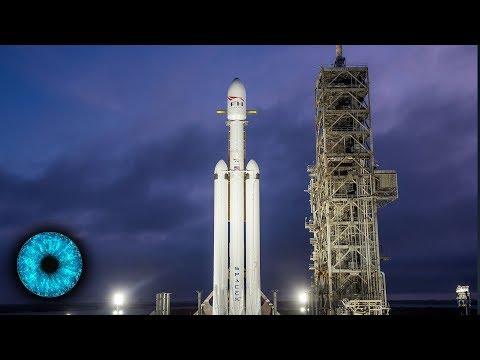 Erster Start der Falcon Heavy - Die größte Rakete der Welt