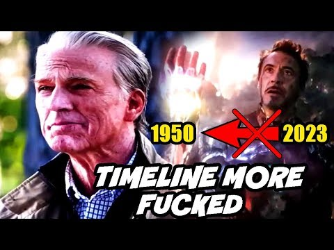 Captain America MCU timeline still Destroyed after Avengers Endgame Part 2