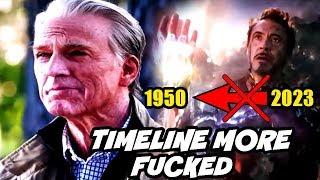 Captain America MCU timeline still Destroyed after Avengers Endgame Part 2