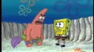 Sponge Bob Boom Boom Pow Clean