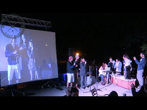 """BABY GOT BACK"" (COLLEGE KARAOKE NIGHT) 