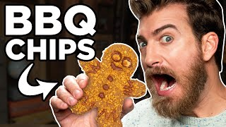 Will It Gingerbread Man? Taste Test