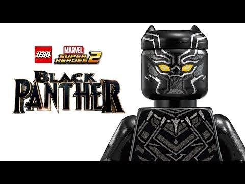 LEGO BLACK PANTHER (DLC LEGO Marvel Super Heroes 2)