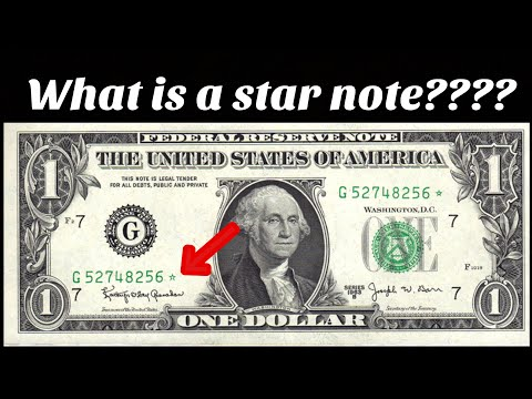 what-is-a-star-note//why-is-it-rare-and-valuable???-coin-tips-and-tricks-ep.3