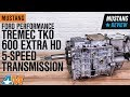 1979-1995 Mustang Ford Performance Tremec TKO 600 HD 5-Speed Transmission - 0.82 5th Gear Review