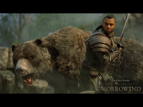 The Elder Scrolls Online: Morrowind Announcement Trailer