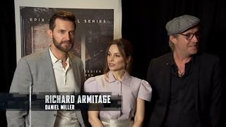 Berlin Station. The cast about favorite foods