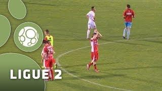 Nîmes Olympique - Stade Lavallois (2-1) - Résumé - 09/05/14 - (NIMES-LAVAL)
