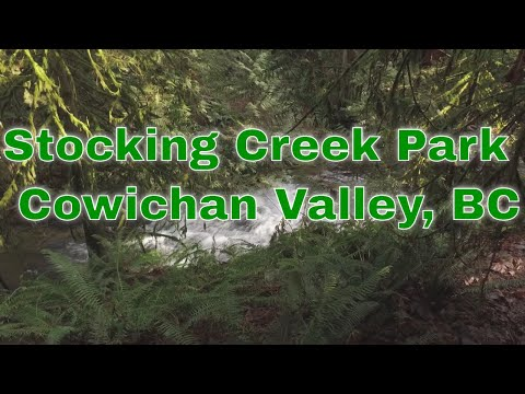 Stocking Creek Park, Cowichan Valley, BC