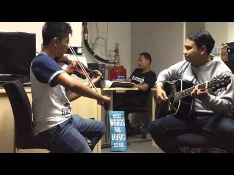 andra & the backbone  Sempurna  ( cover )  by AUDIO POST  INEWS TV