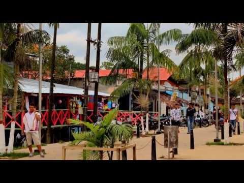Amazonas - Tres Fronteras - Leticia (Colombia), Santa Rosa (Perú) y Tabatinga (Brasil)