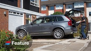Volvo XC90 SUV long-term test review