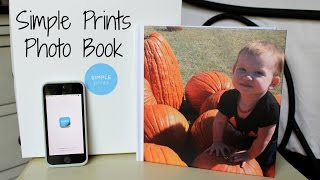Simple Prints Photo Book Review