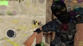 Counter strike 1.7 android gameplay
