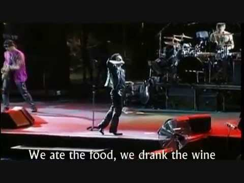 U2 – UNTIL THE END OF THE WORLD  (Karaoke) JEFF STEPHEN