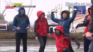 running man ep 219 funny dance battle