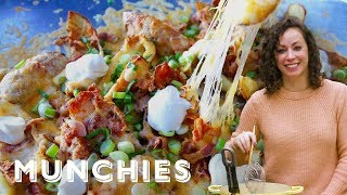How-To Make Potato Skin Nachos