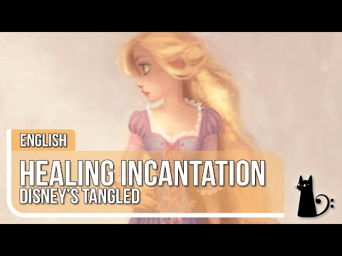 """Healing Incantation"" (Tangled) Vocal Cover by Lizz Robinett"