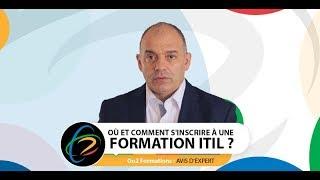 (6/6) Où et comment s'inscrire à une formation ITIL ?