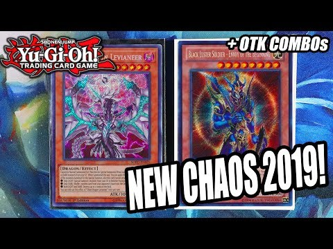 Yu-Gi-Oh! BEST! NEW CHAOS TURBO DECK PROFILE 2019 FORMAT! + OTK COMBOs!