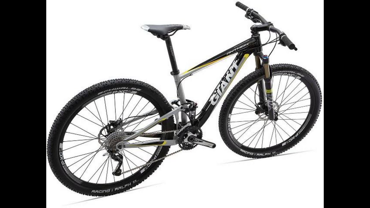 03506666f9e Bicycle Giant Anthem X Advanced SL 0 2010 - YouTube