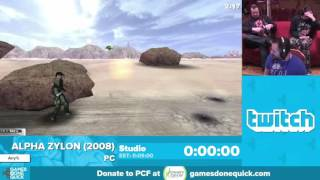 Alpha Zylon by Studio in 9:51 - Awesome Games Done Quick 2016 - Part 100