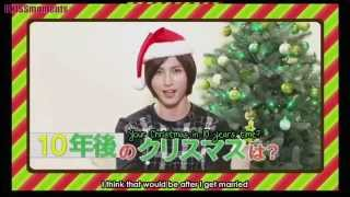 [ENG SUB] Merry Christmas from U-KISS 2013