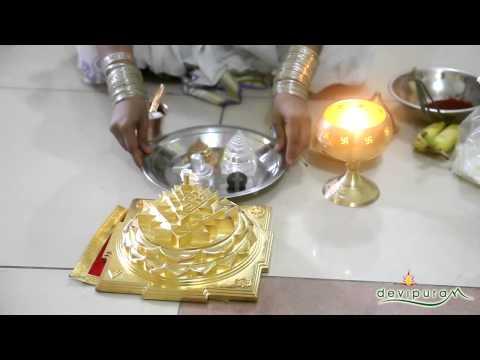 Workshop of Ganapati Yantra Puja