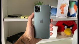 iPhone 11 Pro Max   UNBOXING ITALIANO