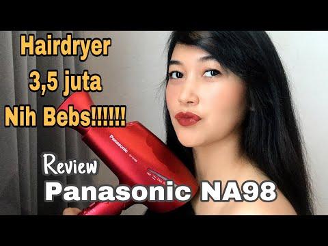 PANASONIC NA98 Pink Haidryer || 3,5juta Bebs harganyaaaaaaaaa............... - YouTube