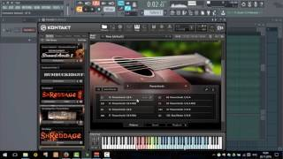 Native Instruments - Session Guitarist Strummed Acoustic 2 - TEST