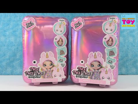 Na Na Na Surprise New Dolls Unboxing & Review Fashion Dolls | PSToyReviews
