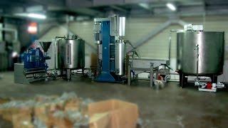 Horizontal Pre-Paste and Paste Machines (Thinner)-Sesame Tahin/Susam Yatay Ön Ezici Ve İnceltici