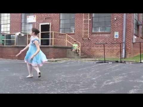 Coppelia at the Transylvania Farmers Market - Brevard Ballet School