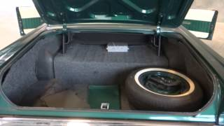 1966 Mercury Monterey Convertible: Stock #111 at our Tampa showroom