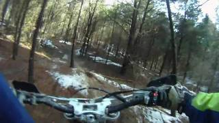 Husqvarna TXC 250, Trail Riding