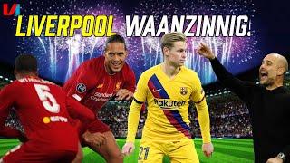 Liverpool Wordt Kampioen Omdat Guardiola Frenkie de Jong Niet Kon Overtuigen!