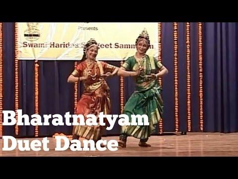 Dr. Jayshree Rajagopalan, Aishwarya Harish - Indian Classical Dance Forms | Bharatnatyam Duet Dance