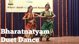 Dr. Jayshree Rajagopalan, Aishwarya Harish - Indian Classical Dance Forms | Bharatnatyam Duet Dance