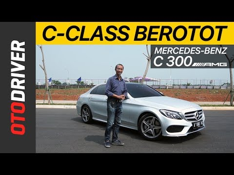 Mercedes-Benz C 300 AMG Line 2017 Review Indonesia   OtoDriver