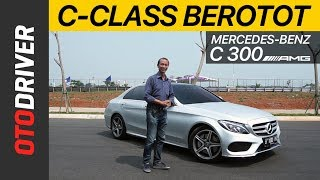 Mercedes-Benz C 300 AMG Line 2017 Review Indonesia | OtoDriver