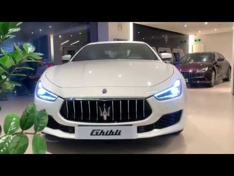 Maserati Ghibli Limited Edition Only 100 Car On The World | First Look | WHat's It | Bianco Color