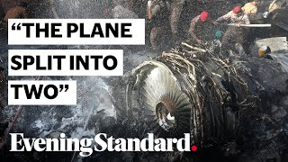 Pakistan crash: Journalist describes horrific scene in Karachi following plane crash