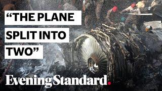 Pakistan Crash: Journalist Describes Horrific Scene In Karachi Following Plane Crash