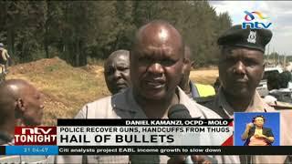 Police gun down seven robbers in Nakuru