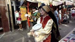 Mercado Medieval de Noia 2010